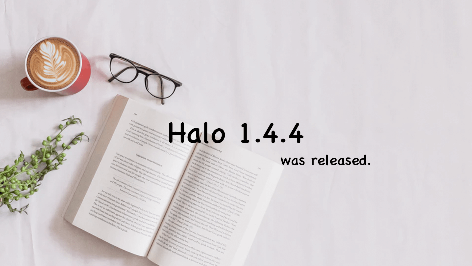 Halo 1.4.4 发布